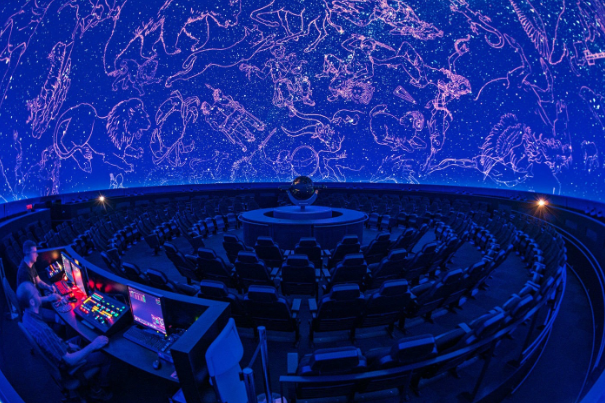 Image result for planetario luis enrique erro